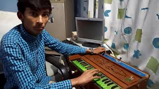 # Practicing Some Melodies Tone🎹 Of (Ustad Aftab Ali Tabu) By Asher Tariq