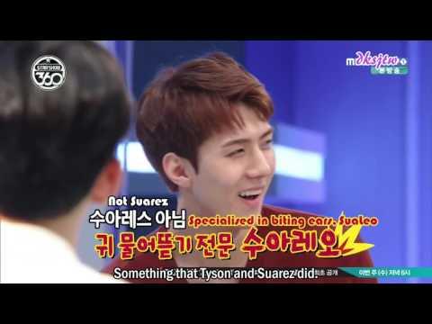 [ENG]160919 EXO 360 - Lay & Leo Cut