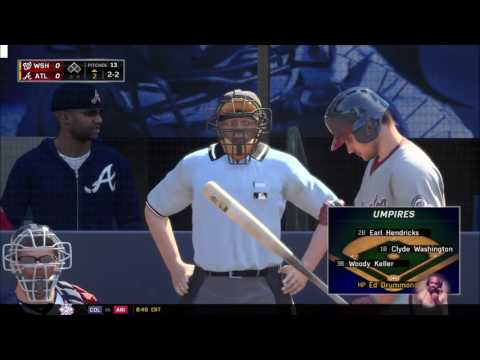 MLB The Show Request Hour