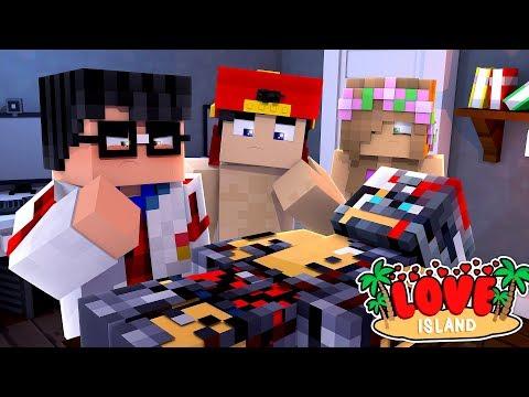 Minecraft LOVE ISLAND - BRINGING RAVEN BACK TO LIFE!