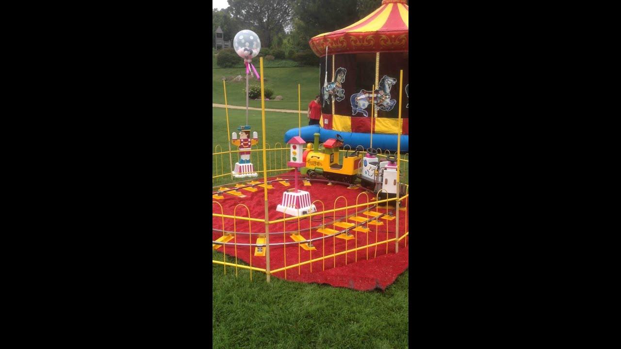 Backyard Carnival advanced backyard carnivals - carnival games & rides los angeles ca