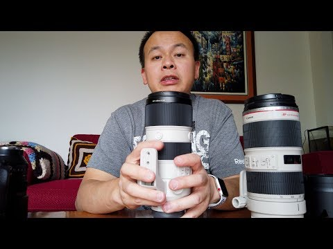 So, why did I buy the Sony 70-200 G-Master lens?