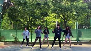 [H.B_dance practice]-불타오르네 잘나가서그래 whiplash