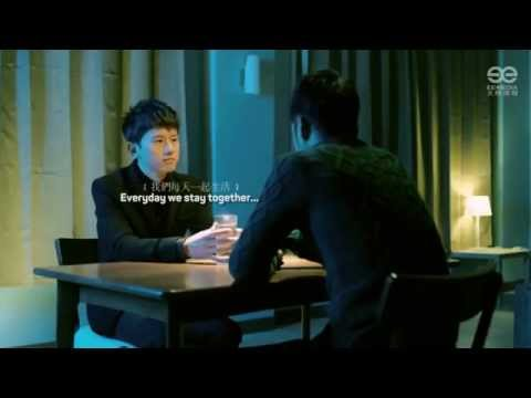 [Chinese song -eng sub] Zhang Jie 张杰  he doesn't understand 他不懂