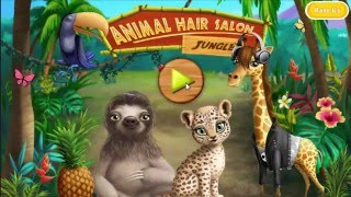 Video Jungle Animal Hair Salon ( Game Anak ) download MP3, 3GP, MP4, WEBM, AVI, FLV Juli 2018
