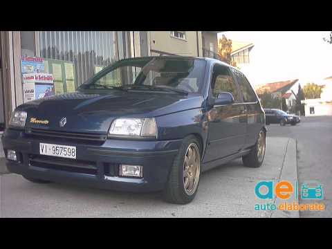 Renault Clio Williams Tuning