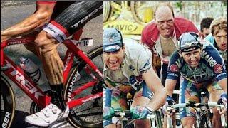 Bjarne Riis Schooling Pro Cyclists On Proper Nutrition