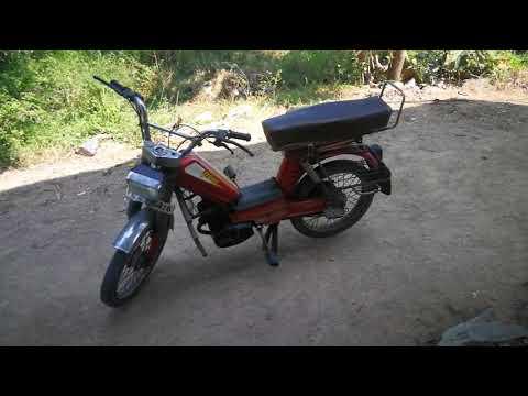 Avanti auto power moped