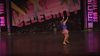 Jonah's Celebrity Dance Comp Something New