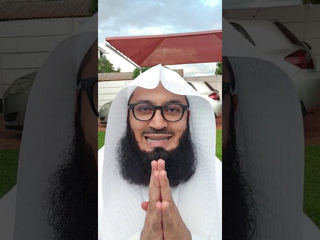 We are in this TOGETHER - Mufti Menk