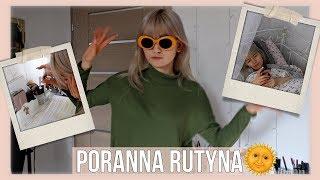 PORANNA RUTYNA | MORNING ROUTINE