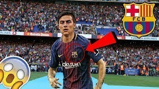 P.Dybala ● Welcome To Barcelona ● Skills & Goals 2017 ● HD
