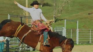 Epic Bronc Riding Practice 2019 | Mar-15-19 | Veater Ranch