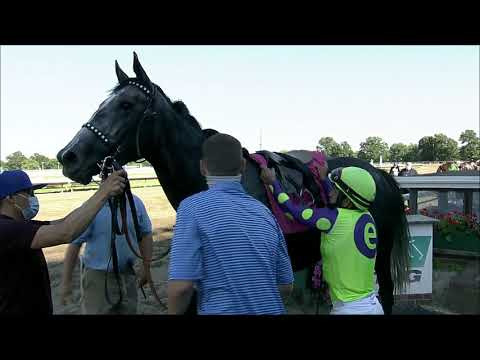 video thumbnail for MONMOUTH PARK 08-01-20 RACE 10