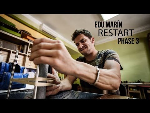 Climbing Rehabilitation, Finger Therapy | Edu Marin: Restart, Ep. 3