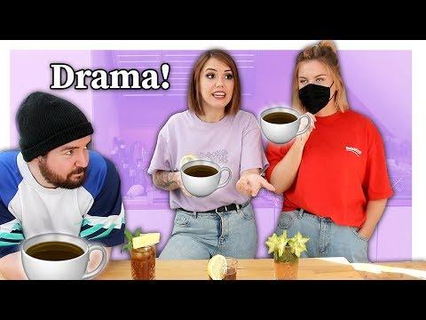 3 Tea Cocktails die BALLERN Drama Baby