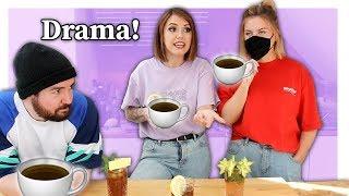 3 Tea Cocktails die BALLERN! (Drama Baby)