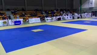Międzynarodowe Mistrzostwa Oleśnicy Juniorek/ów 25.11.2018 tatami 1