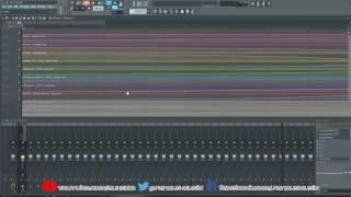 Create Awesome Riser FX with 3xOsc [Sancus]