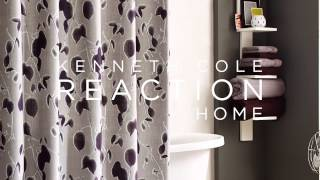 Kenneth Cole Reaction Home Shade Shower Curtain At Bed Bath & Beyond