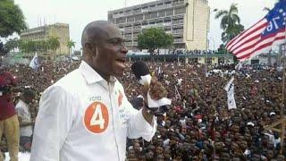 Urgent Réaction a show de Martin Fayulu, Monusco après les évènements de Lubumbashi, Kindu