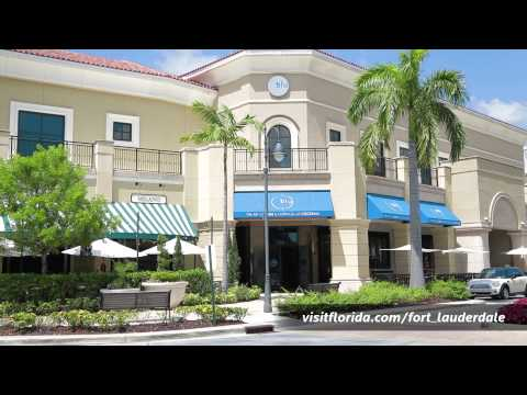 Great Shopping and Pristine Golf Courses -- Greater Fort Lauderdale, FL