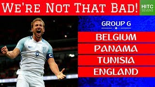 7 Reasons To Be Optimistic About England at the World Cup