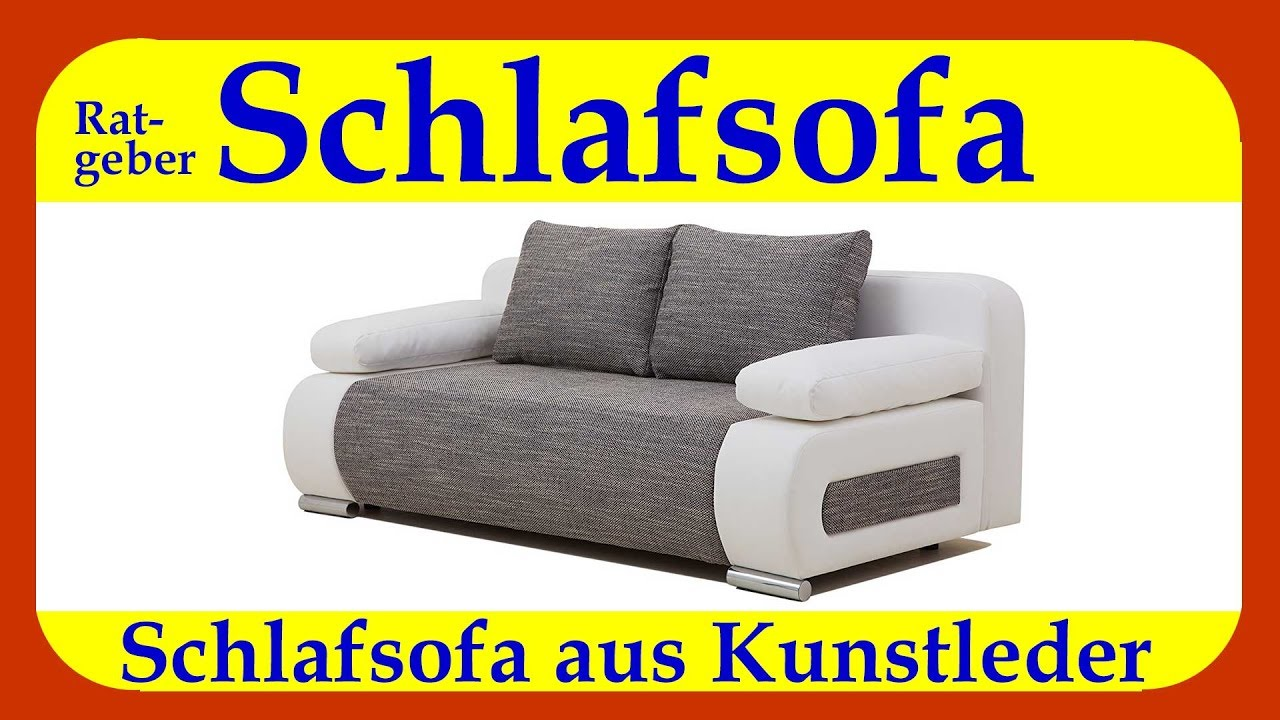 schlafsofa ulm fk kunstleder schlafsofa ein kleines 2. Black Bedroom Furniture Sets. Home Design Ideas