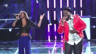 Vision of Love - Trevin Hunte & Amanda Brown The Voice Duet (Studio Version)