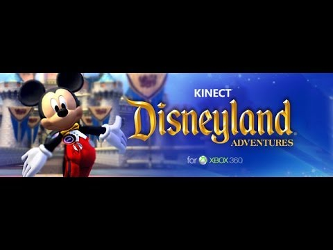 Kinect Disney Adventures - Lead Cinematographer