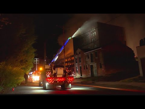 Continuing Coverage Of Huntingdon County Fire