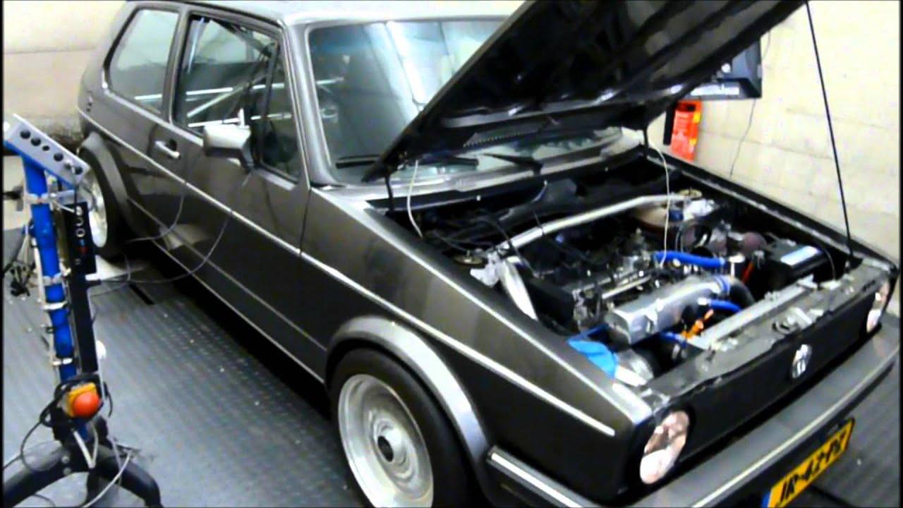 Dyno Vw Golf I 1 8l 20v Turbo 310hp Kms Mp25 Doovi