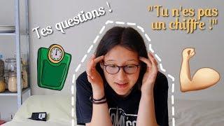 VOS QUESTIONS SUR L'ANOREXIE : règles, hyperactivité, crises... ♡