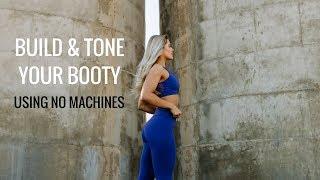 GROW & TONE   Leg Workout Using No Machines