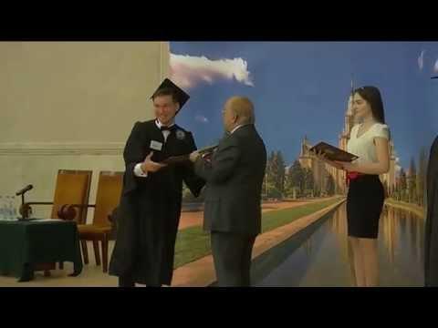 Бакалавры циркумполярных наук получили дипломы в САФУ