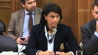 Azeredo Lopes ouvido pela Comissão Parlamentar de Defesa