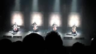 Apocalyptica - Harvester of sorrow [Moscow 23.04.17]