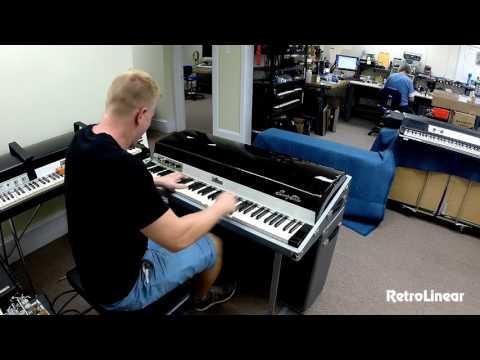 Erik James - Rhodes Suitcase Demo