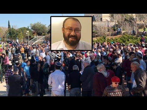 """הרב יונתן בן משה - 12 יתומים לבד אוי לנו """"איפה אבא?"""" הרב אטינגר זצ""""ל - מצמרר !!"""