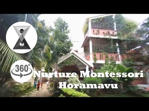 Nurture Montessori Horamavu in 360