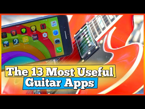 The 13 Best Guitar Apps That You Will ACTUALLY USE - 2019