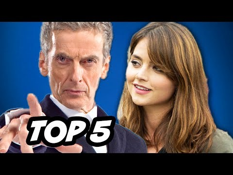 Doctor Who Series 8 - TOP 5 Changes Coming