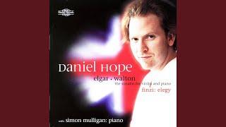 Elegy for Violin & Piano, Op. 22: Andante Espressivo