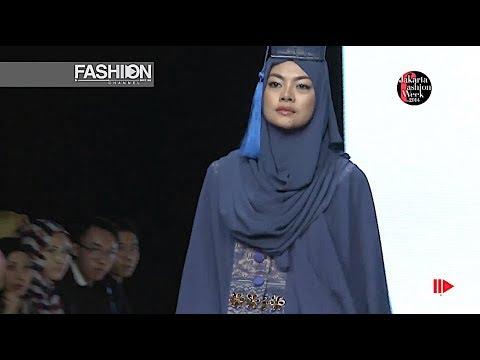 VOYAGE FITRI AULIA Jakarta Fashion Week 2014 - Fashion Channel