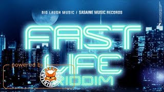 Press Kay - Nah Leff [Fast Life Riddim] November 2017