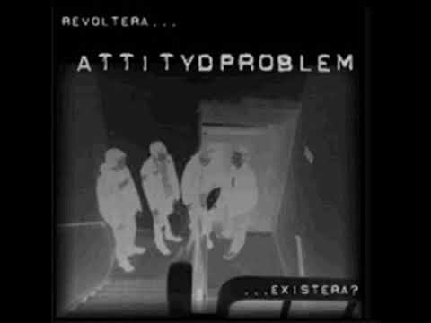 Attitydproblem - Revoltera...Existera? (Full Album)