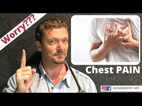 CHEST PAIN: When should You Worry? (2019 Update)
