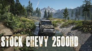 Stock Chevy 2500HD | Tom Clancy's Ghost Recon Breakpoint