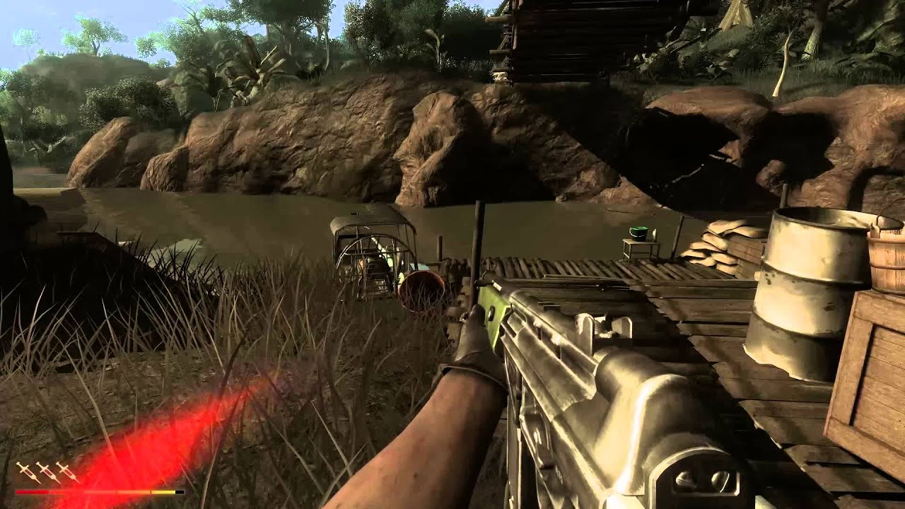 Far Cry 2 Pc 1080p Gameplay At Max Settings Youtube