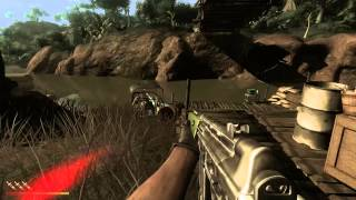 Far Cry 2 PC 1080p Gameplay at Max Settings